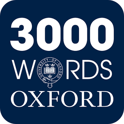 The Oxford 3000 Wordlist